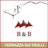 B&B Terrazza sui Trulli -Alberobello – La tua Vacanza con vista Trulli, Alberobello, Valle d'Itria, Puglia
